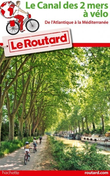 Livre routard canal des  mers