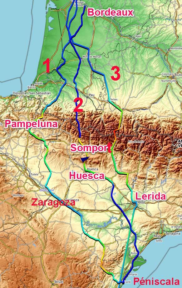 Partir une semaine en Espagne 2_bordeaux_3traces_peniscola